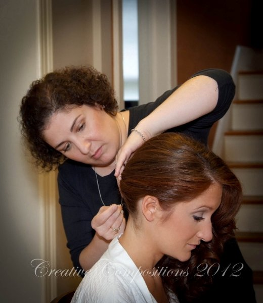 photo 15 of N.Y. Prostyle Bridal Professional Airbrush Make-Up & Hair