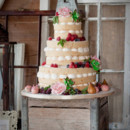 130x130 sq 1476798229524 vintage a wedding fruit cake