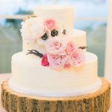 Delicious Bakery Wedding Cake Greensboro NC WeddingWire