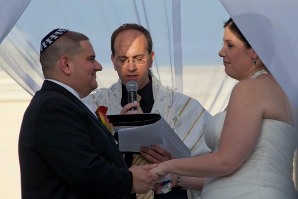 photo 5 of Interfaith Wedding Rabbi