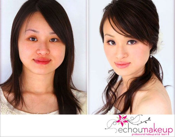 photo 6 of ECHOUMAKEUP MAKEUP & HAIR STUDIO {AIRBRUSH / HAIR EXTENSION}