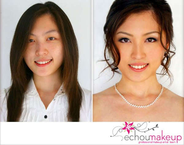 photo 7 of ECHOUMAKEUP MAKEUP & HAIR STUDIO {AIRBRUSH / HAIR EXTENSION}