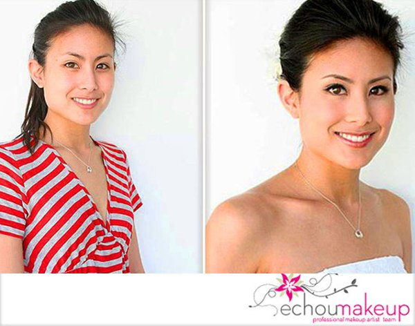 photo 9 of ECHOUMAKEUP MAKEUP & HAIR STUDIO {AIRBRUSH / HAIR EXTENSION}