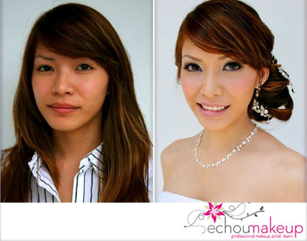 photo 10 of ECHOUMAKEUP MAKEUP & HAIR STUDIO {AIRBRUSH / HAIR EXTENSION}