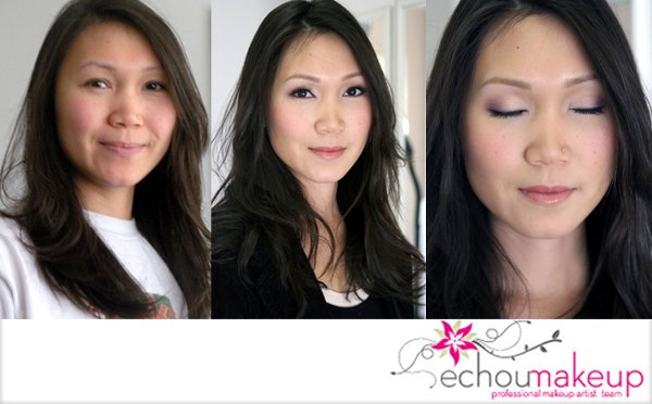 photo 13 of ECHOUMAKEUP MAKEUP & HAIR STUDIO {AIRBRUSH / HAIR EXTENSION}