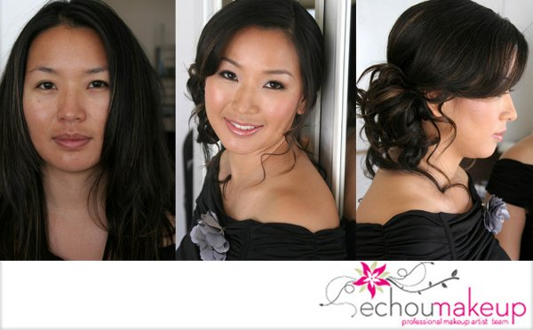 photo 14 of ECHOUMAKEUP MAKEUP & HAIR STUDIO {AIRBRUSH / HAIR EXTENSION}