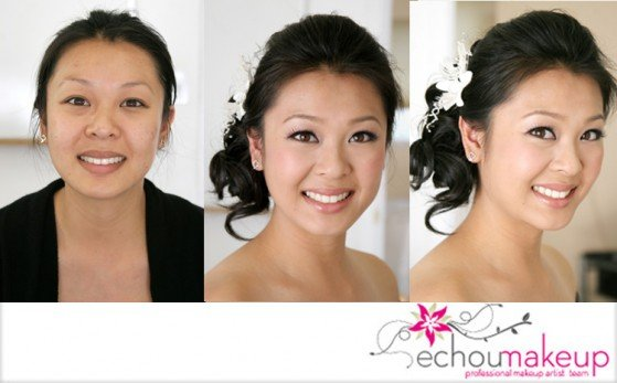 photo 17 of ECHOUMAKEUP MAKEUP & HAIR STUDIO {AIRBRUSH / HAIR EXTENSION}