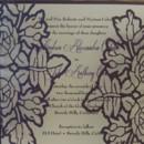 130x130 sq 1415911928356 andrea  johns custom purple lasercut  wood invitat