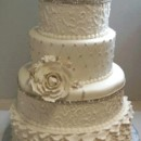 130x130 sq 1452367225059 sophisticated wedding cake