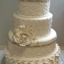 130x130 sq 1452367225059 sophisticated wedding cake