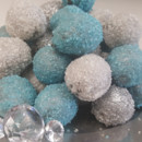 130x130 sq 1455814480671 blue donut hole stand