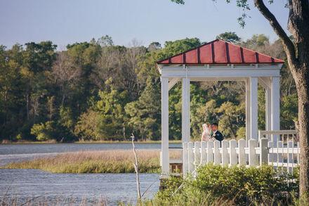Charleston wedding venues reviews for 145 venues creek club at ion junglespirit Image collections