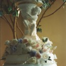 130x130 sq 1368560258226 wedding cake with statue