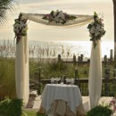 130x130 sq 1467389731241 arch with 3 floral clusters