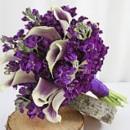 130x130 sq 1390428485442 bb0757 purple mini calla bouque
