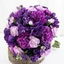 130x130 sq 1390428486619 bb0791 shades of purples brides bouqe