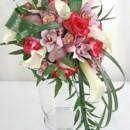 130x130 sq 1393681074478 bb0864 contemporary orchid cascade bouque