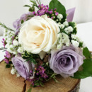 130x130 sq 1421033524601 bb0930 lavender and white romantic garden bouquet