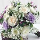 130x130 sq 1421033541077 bb0932 lavender and white vintage boho garden bouq