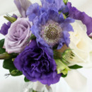 130x130 sq 1421033678275 bb0977 shades of purple bridal bouquet