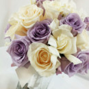 130x130 sq 1421033701728 bb0979 white and lavender gardenia and rose brides