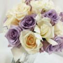 130x130 sq 1421033701728 bb0979 white and lavender gardenia and rose brides