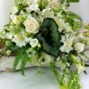 130x130 sq 1459573118636 bb1129 cascading white and green woodland wedding