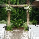 130x130 sq 1459573136978 cf0770 woodland ceremony arbor with white petal is