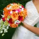 130x130 sq 1459573967684 bb0015 pink white orange and green brides cascadin