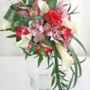 130x130 sq 1459574015624 bb0864 contemporary orchid cascade bouquet