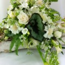 130x130 sq 1459574057523 bb1129 cascading white and green woodland wedding