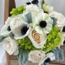 130x130 sq 1459575385231 bb1039 white anomone bridal bouquet
