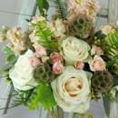 130x130 sq 1459654690466 bb1106 pink and green rustic woodland wedding bouq