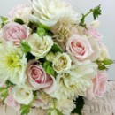 130x130 sq 1459654711284 bb1147 elegant white and blush pink bridal bouquet