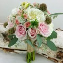 130x130 sq 1459654715946 bb1155 organic soft pink and white brides bouquet