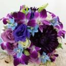 130x130 sq 1459654946795 bb1145 purple and blue wedding bouquet