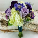 130x130 sq 1459654960201 bb1158 shades of purple wedding bouquet