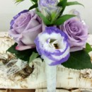 130x130 sq 1459654973445 bb1160 lavender rose and lisianthus bridesmaids bo