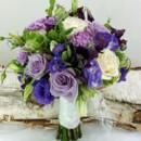 130x130 sq 1459654989972 bb1163 purple and white brides bouquet