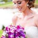 130x130 sq 1459655338227 bb1030 purple brides bouquet with orchids