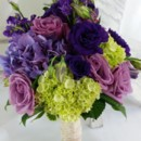 130x130 sq 1459655349309 bb1118 chartreuse green and wisteria brides bouque