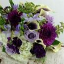 130x130 sq 1459655358303 bb1154 romantic purple and white garden bouquet