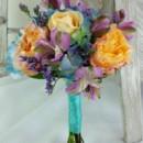130x130 sq 1459655804434 bb1102 spring hand tied bridesmaids bouquet