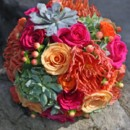 130x130 sq 1459656024397 bb0715 vibrant garden bouquet