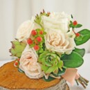 130x130 sq 1459656024630 bb0760 rose and succulant bouquet