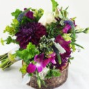 130x130 sq 1459656036776 bb1002 organic natural purple and green brides bou