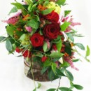 130x130 sq 1459656187832 bb1015 mountian wedding brides cascade bouquet