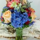 130x130 sq 1459656202349 bb1189 vibrant summer wedding bouquet