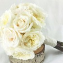 130x130 sq 1459656651643 bb0945 ivory garden rose wedding bouquet
