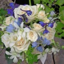 130x130 sq 1459656762064 bb0241 white and blue garden bridal bouquet
